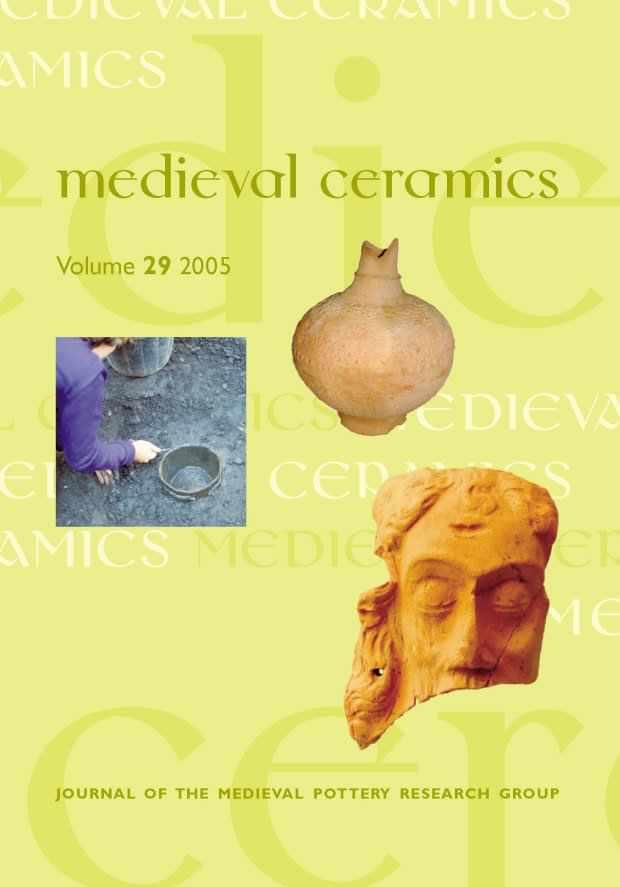 Medieval Ceramics 29