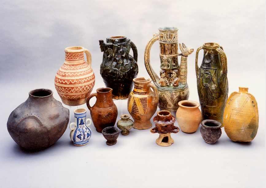 Pottery Supergroup
