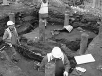 Skinnergate excavations