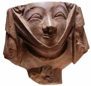 Smiling Nun